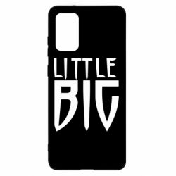 Чохол для Samsung S20+ Little big