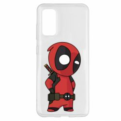 Чохол для Samsung S20 Little Deadpool