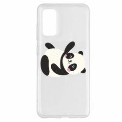 Чехол для Samsung S20 Little panda