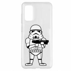 Чохол для Samsung S20 Little Stormtrooper