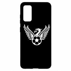 Чохол для Samsung S20 Liverpool and soccer ball