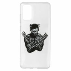 Чохол для Samsung S20+ Logan Wolverine vector