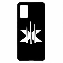 Чохол для Samsung S20+ Logo X-Men and Blades