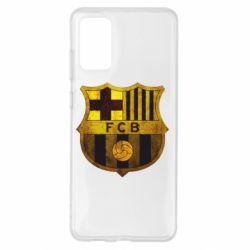 Чохол для Samsung S20+ Логотип Барселони