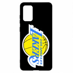 Чохол для Samsung S20+ Los Angeles Lakers