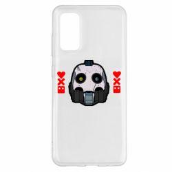 Чехол для Samsung S20 Love death and robots
