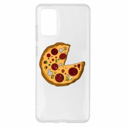 Чохол для Samsung S20+ Love Pizza