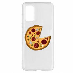 Чохол для Samsung S20 Love Pizza