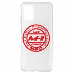 Чохол для Samsung S20+ M-1 Logo