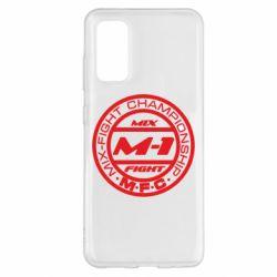 Чохол для Samsung S20 M-1 Logo