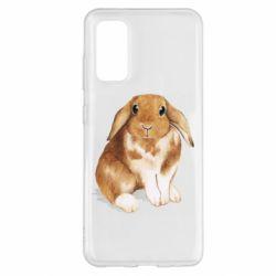 Чохол для Samsung S20 Маленький кролик