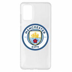 Чохол для Samsung S20+ Manchester City
