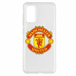 Чохол для Samsung S20 Манчестер Юнайтед