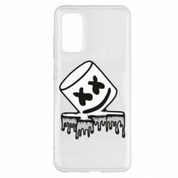 Чохол для Samsung S20 Marshmallow melts