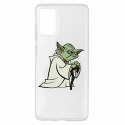 Чехол для Samsung S20+ Master Yoda