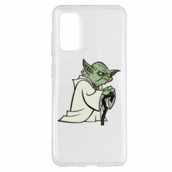 Чехол для Samsung S20 Master Yoda