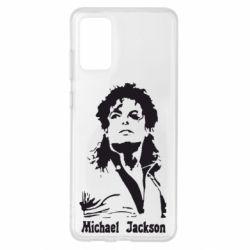 Чохол для Samsung S20+ Майкл Джексон