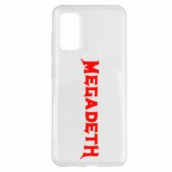 Чохол для Samsung S20 Megadeth