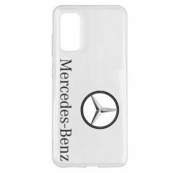 Чехол для Samsung S20 Mercedes-Benz Logo