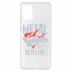 Чохол для Samsung S20+ Metal detector