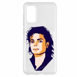 Чохол для Samsung S20 Michael Jackson Graphics Cubism