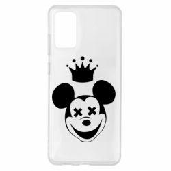 Чехол для Samsung S20+ Mickey Mouse Swag