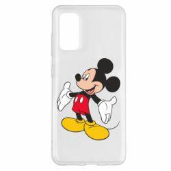 Чохол для Samsung S20 Mickey Mouse
