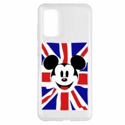 Чехол для Samsung S20 Mickey Swag