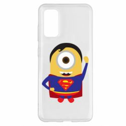 Чохол для Samsung S20 Minion Superman