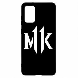 Чохол для Samsung S20+ Mk 11 logo