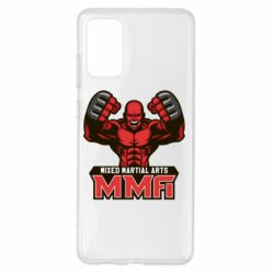 Чохол для Samsung S20+ MMA Fighter 2