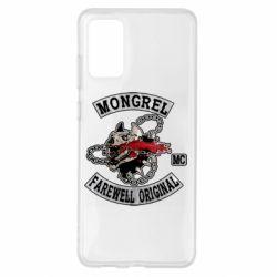 Чохол для Samsung S20+ Mongrel MC