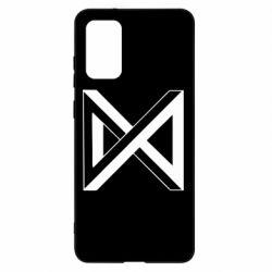 Чохол для Samsung S20+ Monsta x simbol
