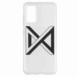 Чохол для Samsung S20 Monsta x simbol