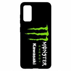 Чохол для Samsung S20 Monster Energy Kawasaki