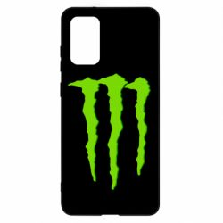 Чохол для Samsung S20+ Monster Lines