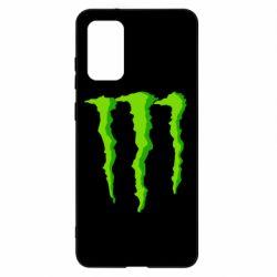 Чохол для Samsung S20+ Monster Stripes