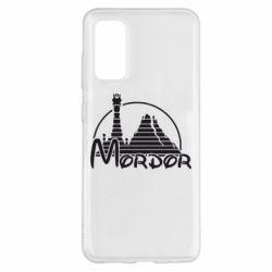 Чохол для Samsung S20 Mordor (Володар Кілець)