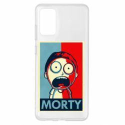 Чохол для Samsung S20+ Morti