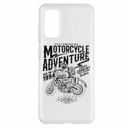 Чехол для Samsung S20 Motorcycle Adventure