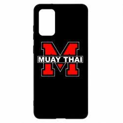 Чохол для Samsung S20+ Muay Thai Big M