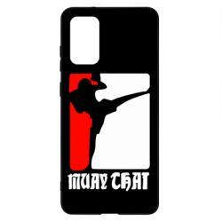 Чохол для Samsung S20+ Muay Thai Champion