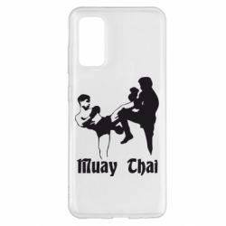 Чохол для Samsung S20 Muay Thai Fighters