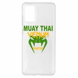 Чохол для Samsung S20+ Muay Thai Venum Боєць