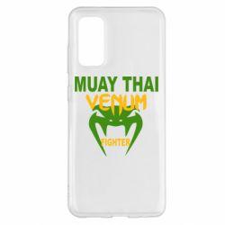 Чохол для Samsung S20 Muay Thai Venum Боєць