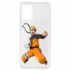 Чохол для Samsung S20+ Naruto rasengan