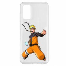 Чохол для Samsung S20 Naruto rasengan