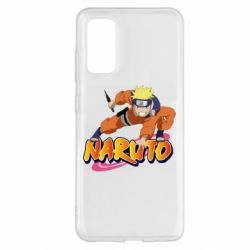 Чохол для Samsung S20 Naruto with logo
