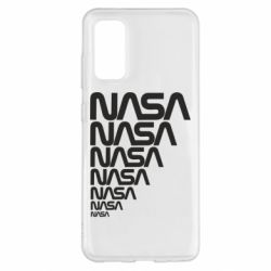 Чехол для Samsung S20 NASA