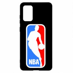 Чохол для Samsung S20+ NBA